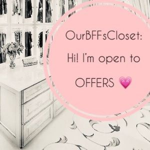Other - Hi! Welcome to your new bestie's closet!